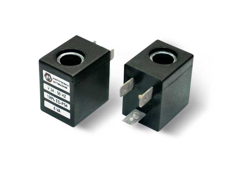 Zubehör und Ersatzteile für Magnetventile - Elektrische Spulen