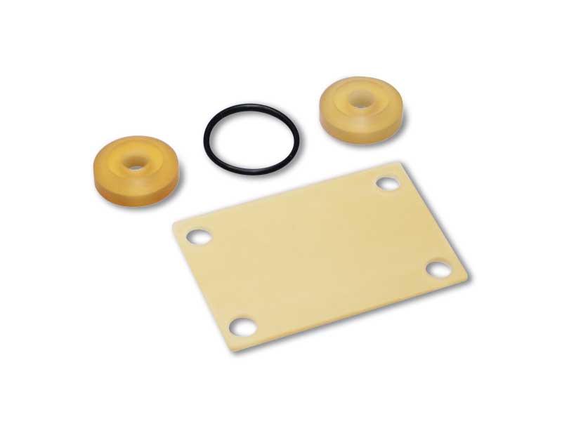Dichtungssatz und Steuermembranen für Ventile und Vakuum-Magnetventile
