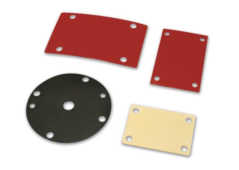 Steuermembranen für Magnetventile mit geringer Absorption elektrischer Spule