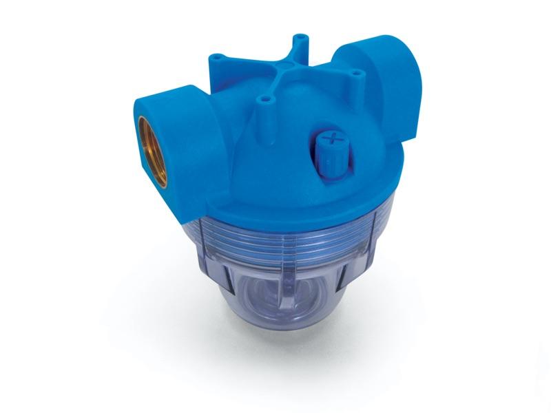 Behälter für Filtriereinsätze mit Quetschdichtung Baureihe FP