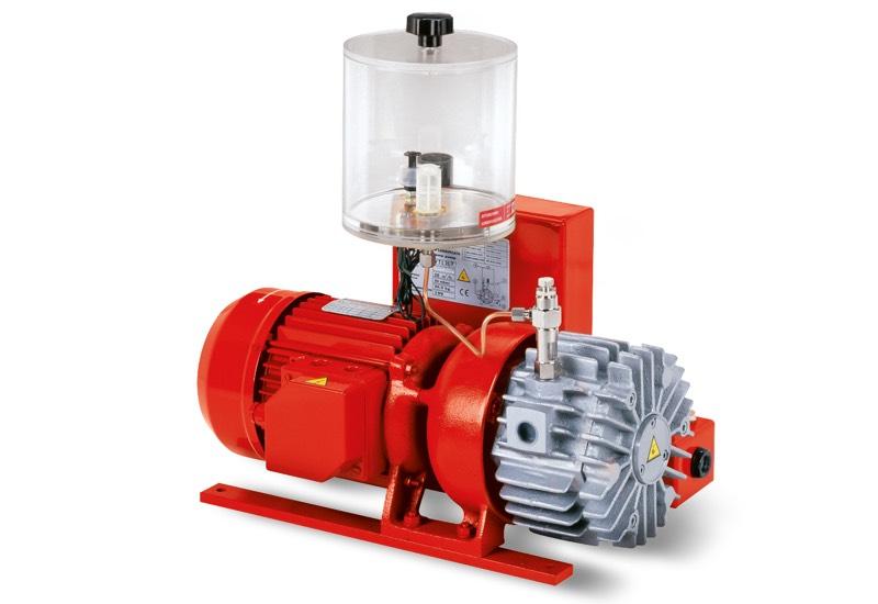 Vakuumpumpen VTLP 10/F, VTLP 15/F und VTLP 20/F, mit Verlust-Schmierung