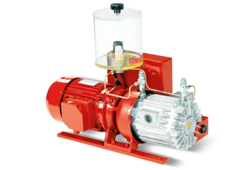 Vakuumpumpen VTLP 25/FG, VTLP 30/FG und VTLP 35/FG mit Verlust-Schmierung