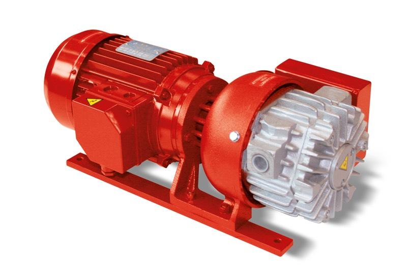 Trockenvakuumpumpen VTS 10/FG, VTS 15/FG und VTS 20/FG