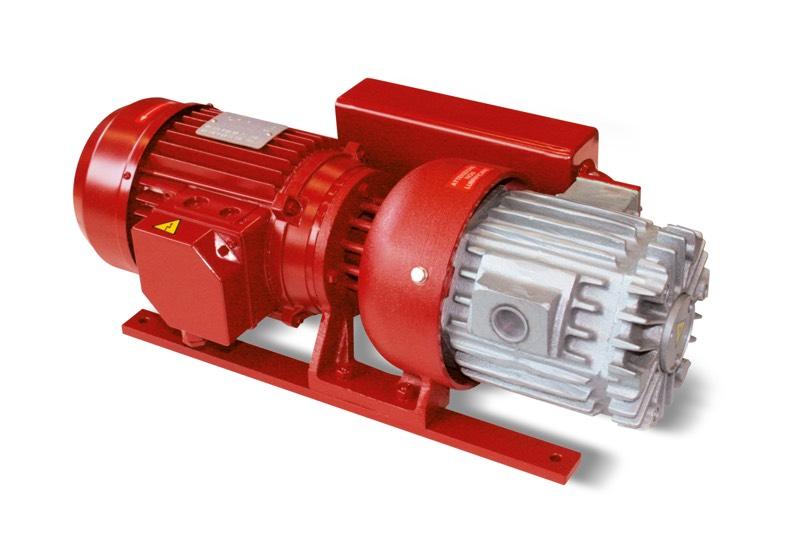 Trockenvakuumpumpen VTS 25/FG, VTS 30/FG und VTS 35/FG