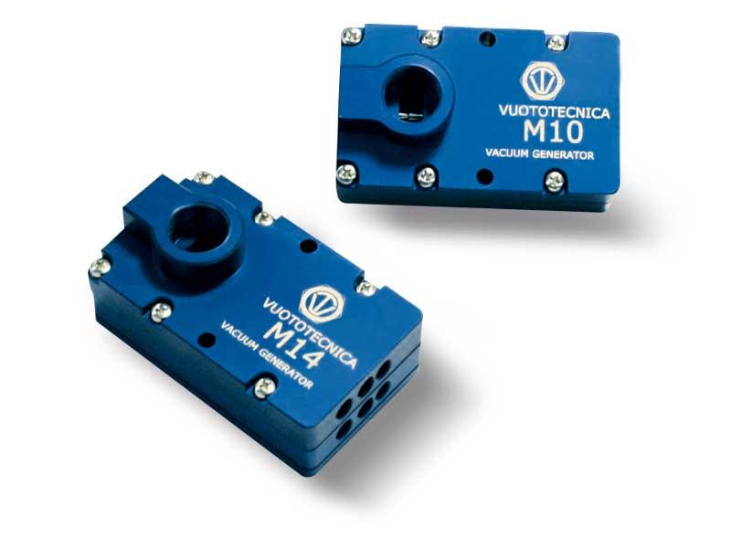 Mehrstufige Vakuumerzeuger M 10, M 14 und M 18