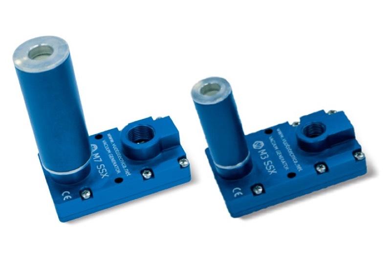 Mehrstufiger Vakuumerzeuger serie M.. SSX