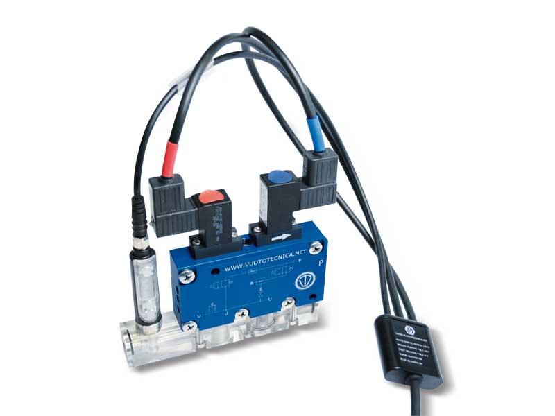Zubehör und Ersatzteile für Vakuumerzeuger und Vakuummodule serie GVVM und MI