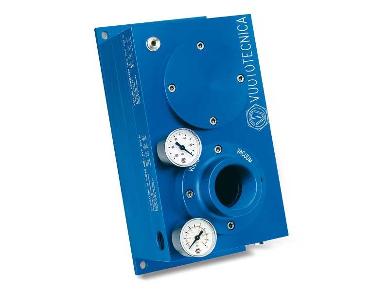 Mehrstufige Vakuumerzeuger PVP 250 und PVP 300 M / MLP