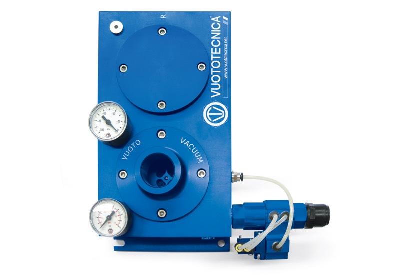 Zubehör für Vakuumerzeuger PVP 40 ÷ 300 M / MLP