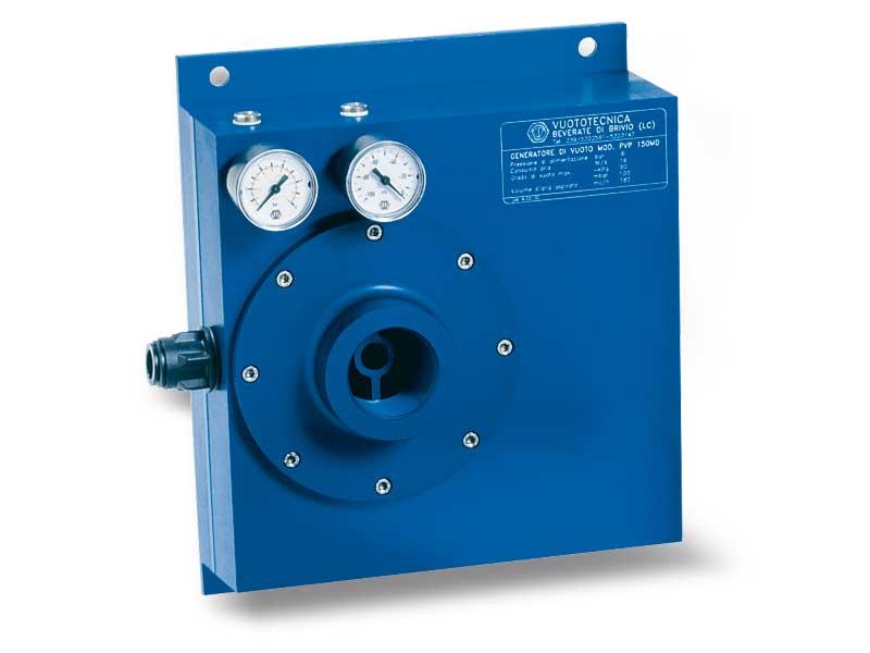 Mehrstufige und modulare Vakuumerzeuger PVP 150 und PVP 300 MD / MDLP