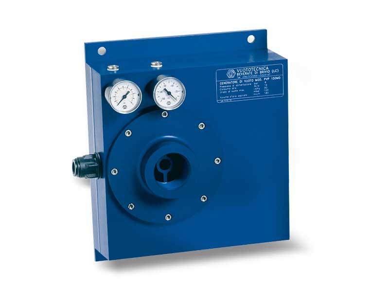 Mehrstufige und modulare Vakuumerzeuger PVP 450 und PVP 600 MD / MDLP