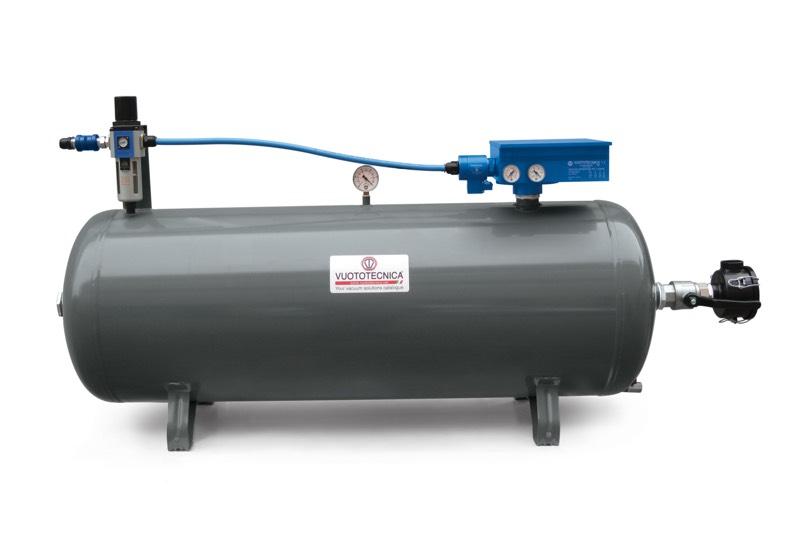 Pneumatische Vakuumpumpen DOP 300