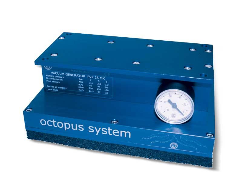 Vakuumgreifsystem OCTOPUS