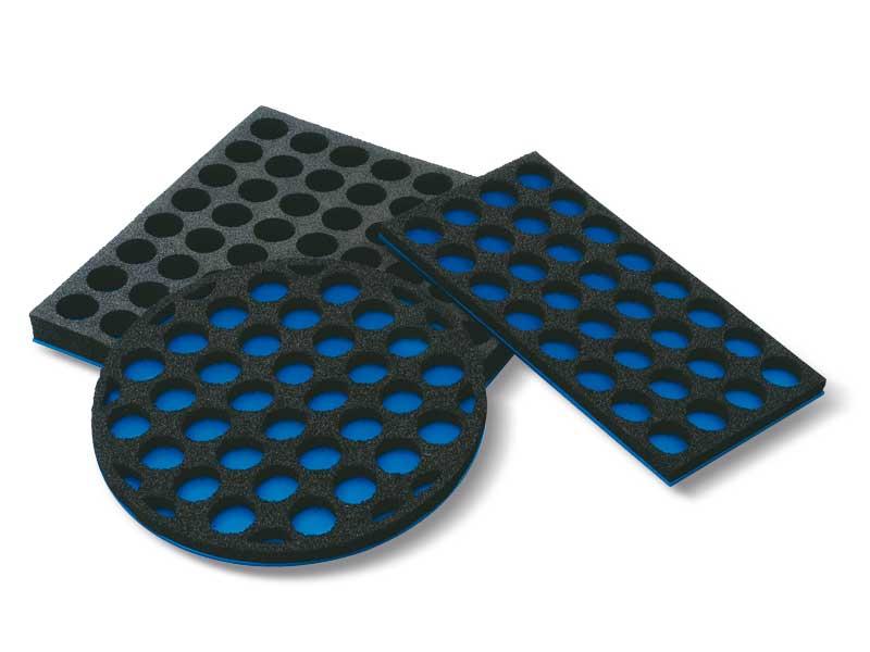 Spezial-Saugplatten PY und P2Y für Systeme OCTOPUS