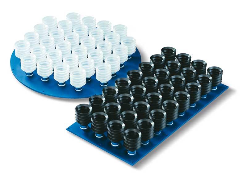 Spezial-Saugplatten mit Sauggreifer P2V, für Systeme OCTOPUS