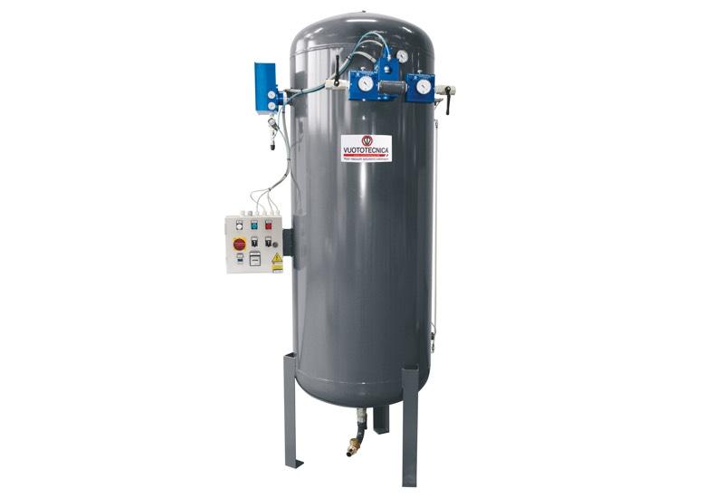Vakuumpumpsysteme für die absaugung von flüssigkeiten
