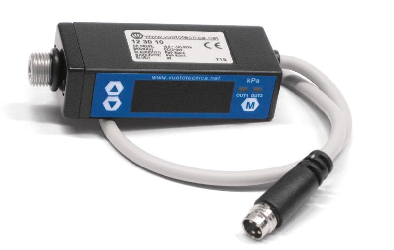 Digitale vakuumschalter