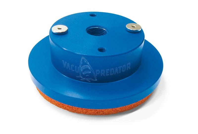 Vacupredator-sauggreifer zum greifen von umschlägen, verpackungen und flexiblen behältern